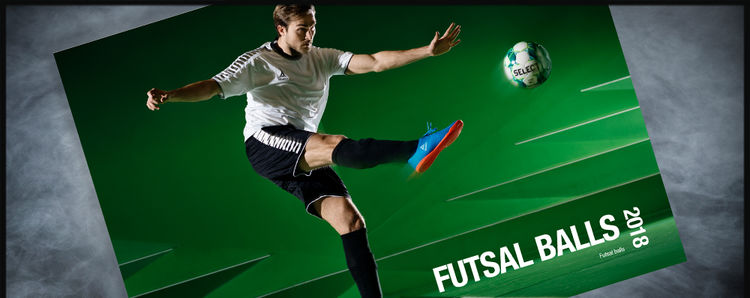 SELECT FUTSAL catalogue 2018
