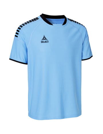 Player Shirt S/S Brazil - Light Blue