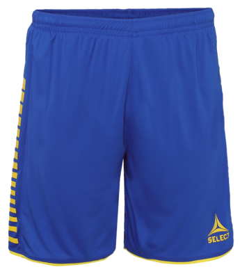 Player Shorts Argentina - Blue/Yellow