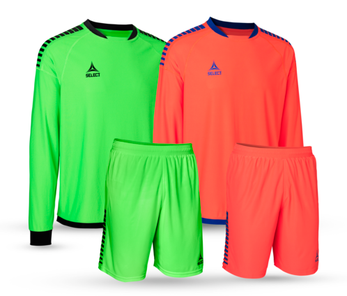 Brazil Goalkeeper clothing