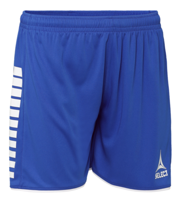 Argentina player shorts women - bleu