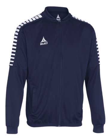 Zip Jacket Argentina - Navy Blue