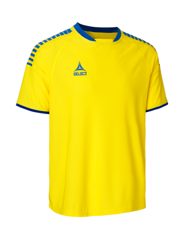Player Shirt S/S Brazil - Yellow
