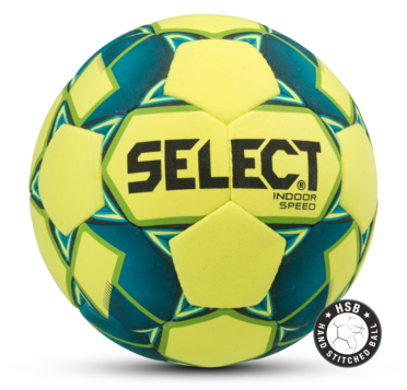 Indoor footballs from SELECT