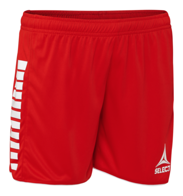 Argentina player shorts women - rouge
