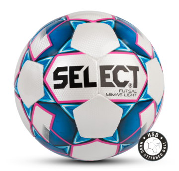 Futsal Mimas Light - Lightweight Futsal ball for youngsters