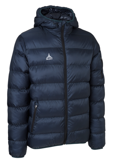 Jacket Padded Inter - Navy Blue