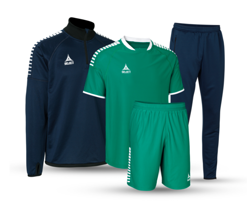 Brazil: High-end player shirts and shorts