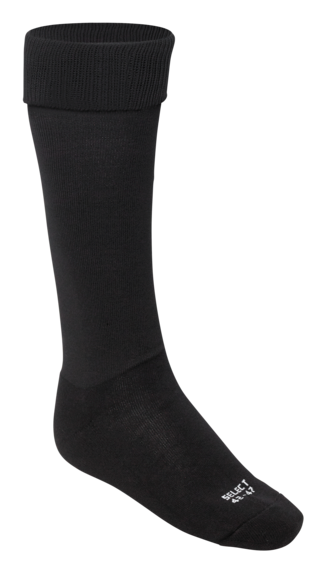 Football socks club - noir