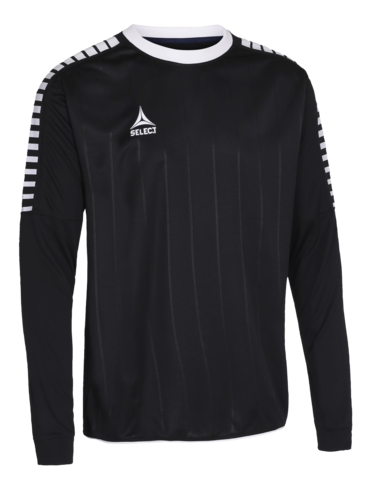 Argentina player shirt LS - czarny