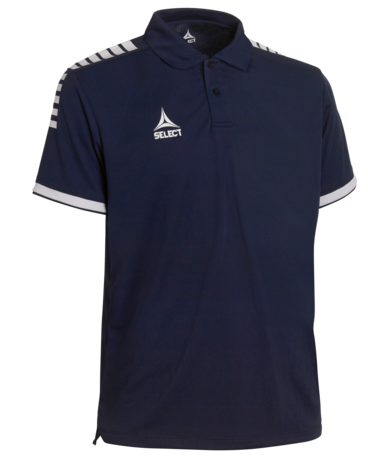 MONACO POLO TECHNIQUE - Bleu marine