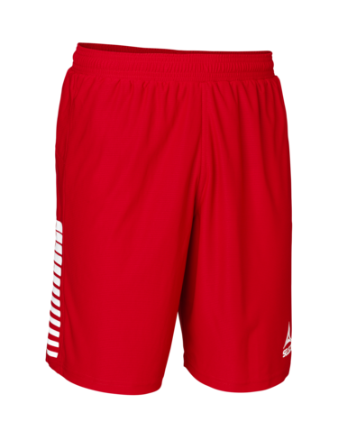 Player Shorts Brazil - Red