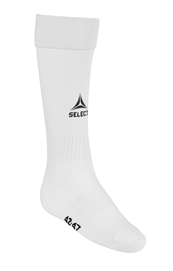 Elite football socks - blanc