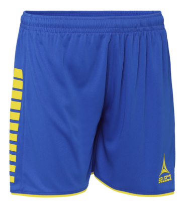Argentina player shorts women - BlueYellow