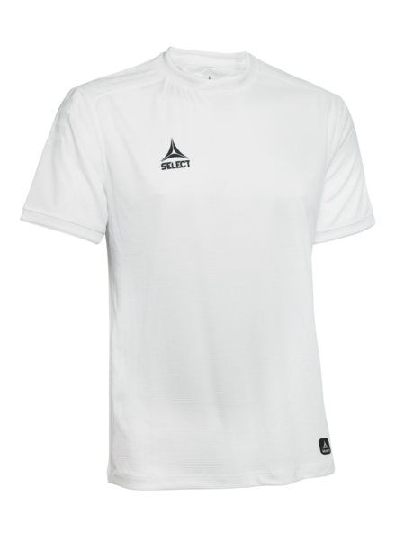 Monaco Player Shirt in White-White from SELECT
