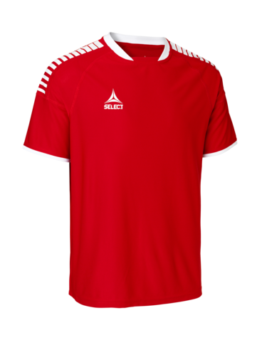 Player Shirt S/S Brazil - Red