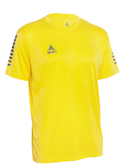 Player Shirt Pisa - Yellow-Blue