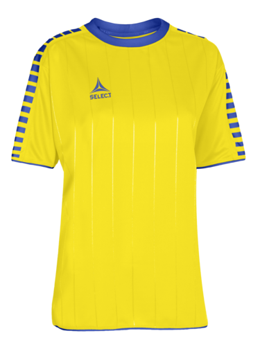 Argentina player shirt women - YellowBlue