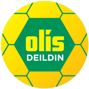 Official ball in the best league - Olis Deildin - Iceland