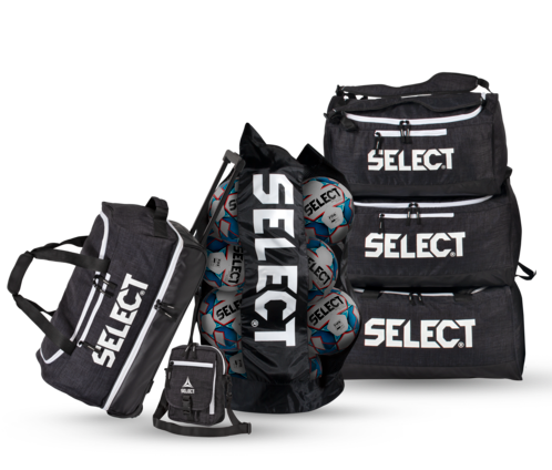 Sports bags from SELECT