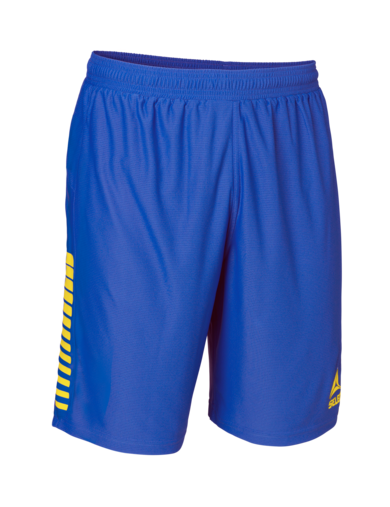 Player Shorts Brazil - Blue/Yellow